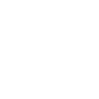 Dress with flower print, Blanche