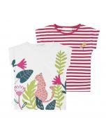 DORA Mädchen T-Shirt Beide