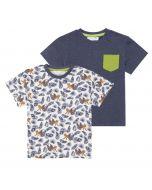 JANNIS Kinder T-shirt Beide