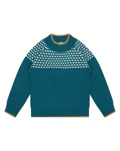 Amaru-knit-sweater-petrol