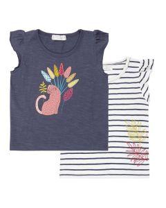 NANA Baby Butterfly T-shirt Both