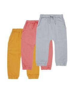 LOKI Baby Pants Muslin All