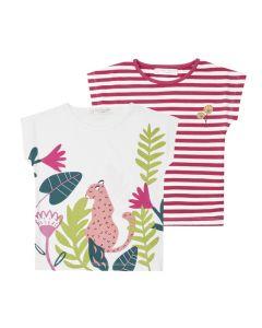 DORA Girls Shirt Both