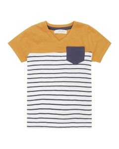 SALVO Children's V-neck T-shirt