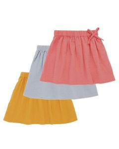 GYDA Girl's Skirt Muslin All