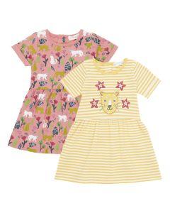 AMEA Baby Kleid Beide