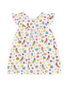 MIMI Baby Kleid Papagei