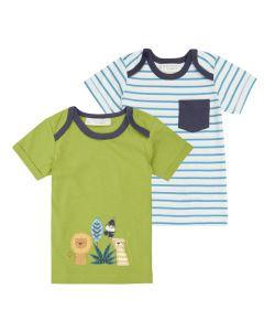 TOBI Baby T-Shirt Beide