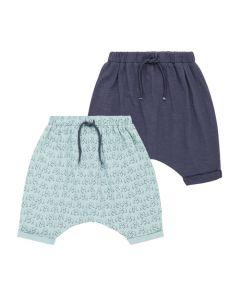 MAGESH Organic Baby Shorts Both