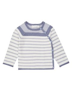 Baby Knitted Cardigan Stripe