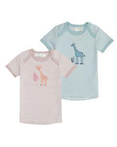 TILLY Baby Shirt Stripes Both
