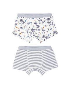 PRINCE RETRO Boxershorts Boys 2 Pack Both