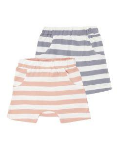 EMILIO RETRO Baby Shorts Stripes Both