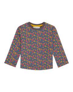 Baby Shirt mit Blümchen Arlena
