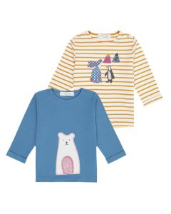 Baby Shirt Leja zwei Farben
