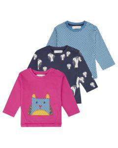Baby Shirt Klara in 3 Farbvarianten