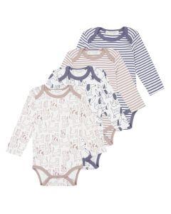 Yvon Long Sleeve Body Baby All