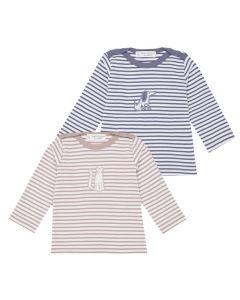 Luna Long Sleeve Shirt Baby Both