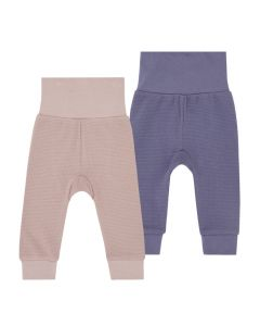 Karli Baby Trousers Waffle Both