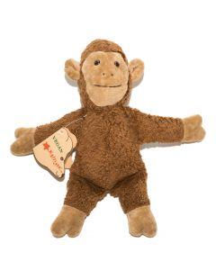 Weiches Kuscheltier Affe komplett