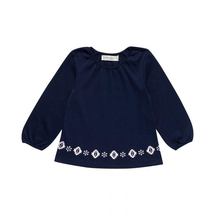 1621403-Sense-Organics-Selly-Baby-girl-Shirt-navy