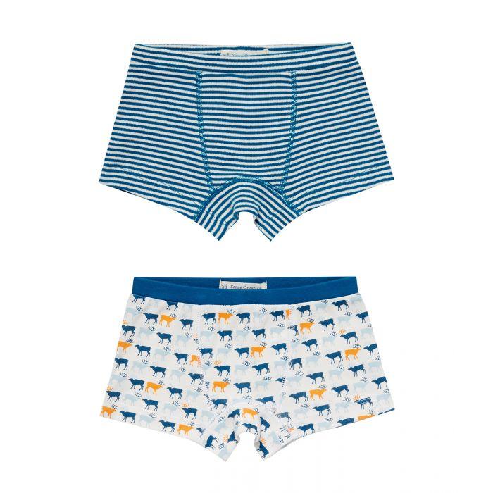 1623504-Sense-Organics-Prince-Boys-Boxer-two-pieces-reindeer-print-blue-stripes