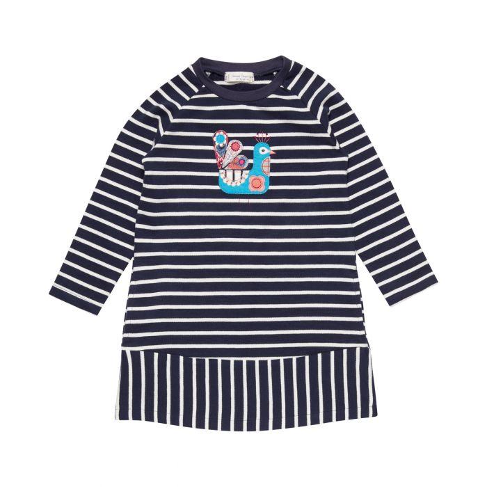 1811411_1_Nicoline Dress navy stripes