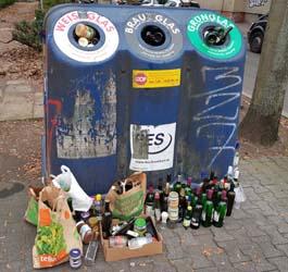 Die Stadt, die Pandemie und der Müll