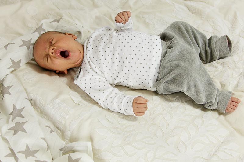 Sense Organics Blog schreibt ueber Babyschlaf