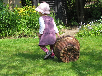 Sense Organics bloggt über Spielzeug für Kleinkinder