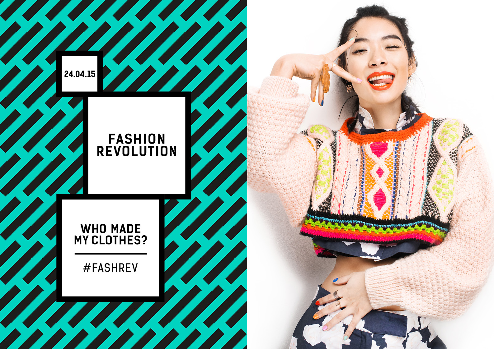 Sense Organics Blog über Fashion Revolution Day