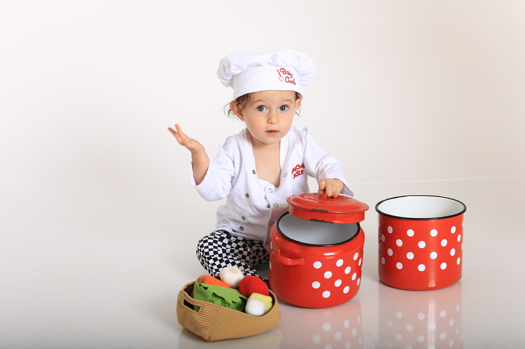 baby chef | veganuary | vegan baby clothes for january 2017