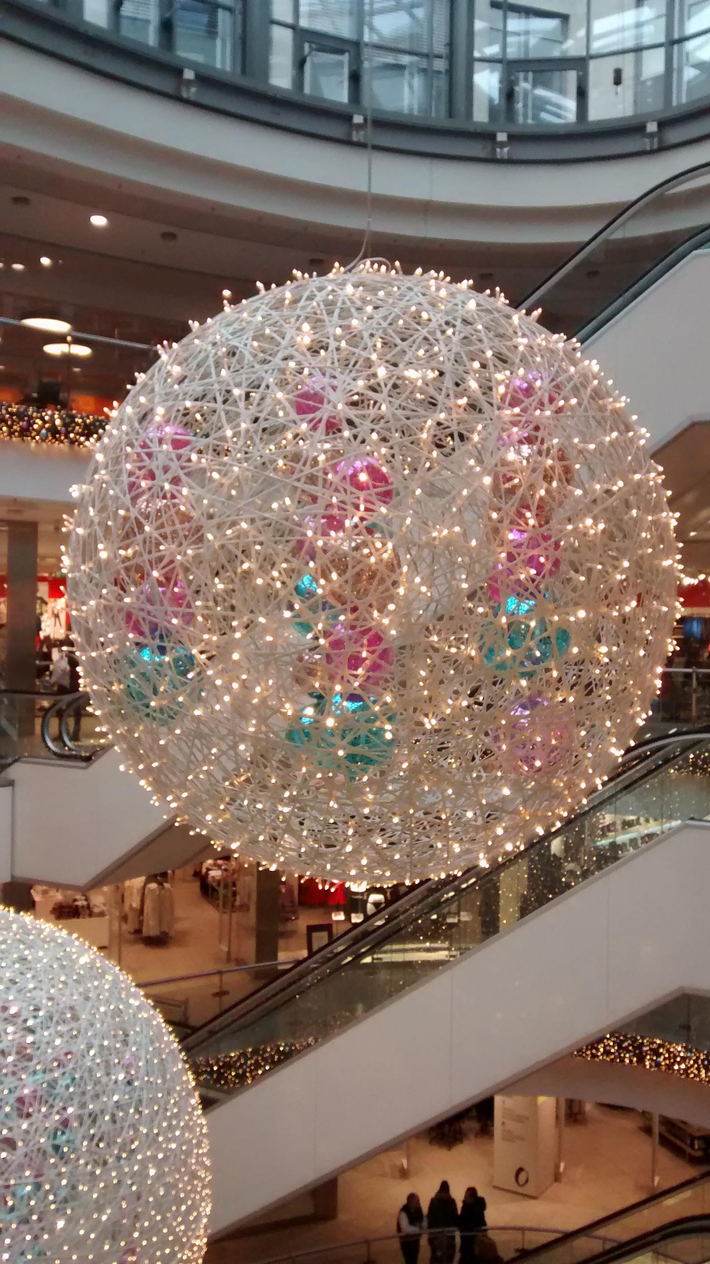 Sense Organics Weihnachtsgewinnspiel mit Weihnachtsdekoration