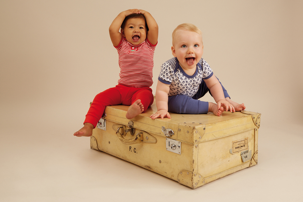 Sense Organics Blog bloggt über Verreisen mit Kind