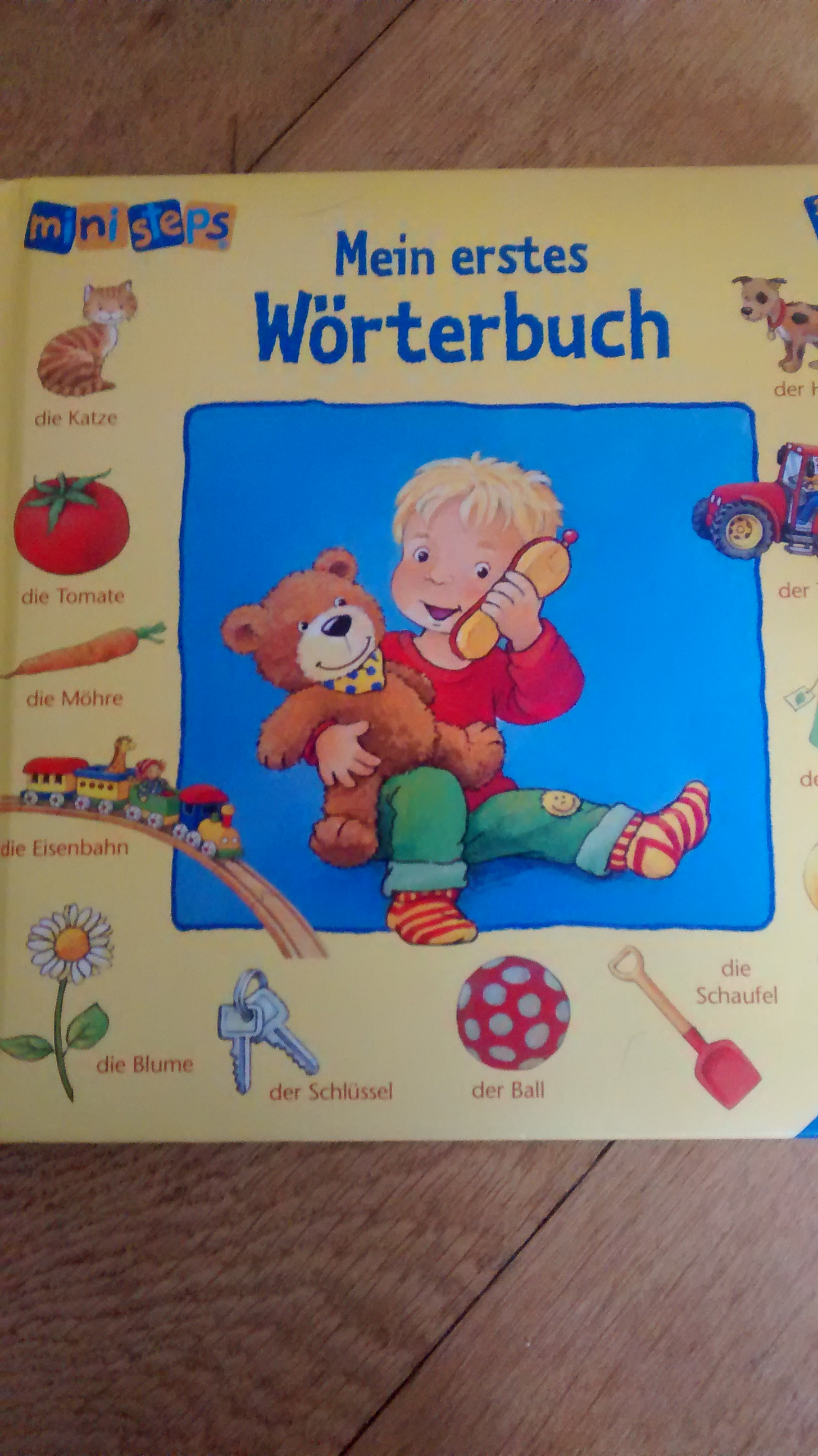 Sense Organics Blog zeigt Kinderbücher
