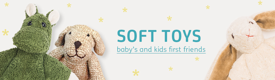 Sense Organics Soft Toys