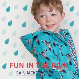 Rain Jacket Lou for Boys