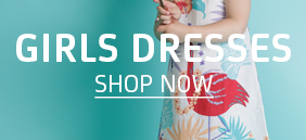 Sense Organics girls dresses summer 2016
