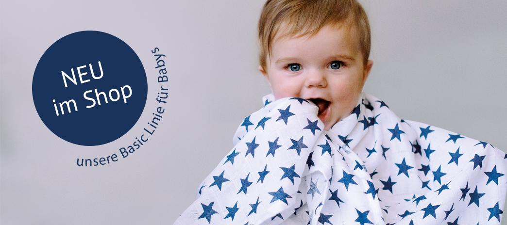 Sense Organics Baby Kleidung Basics