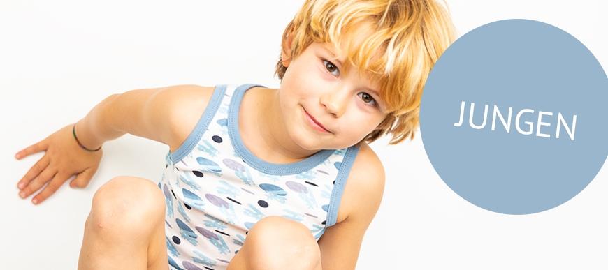 Sense Organics oekologische Bekleidung für Jungen Frühjahr Sommer 2020