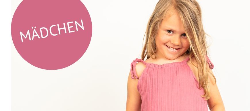 Sense Organics oekologische Bekleidung für Mädchen Frühjahr Sommer 2020