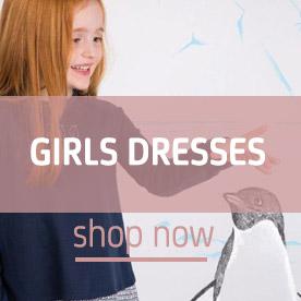 Sense Organics Girls organic and fair trade Clothing