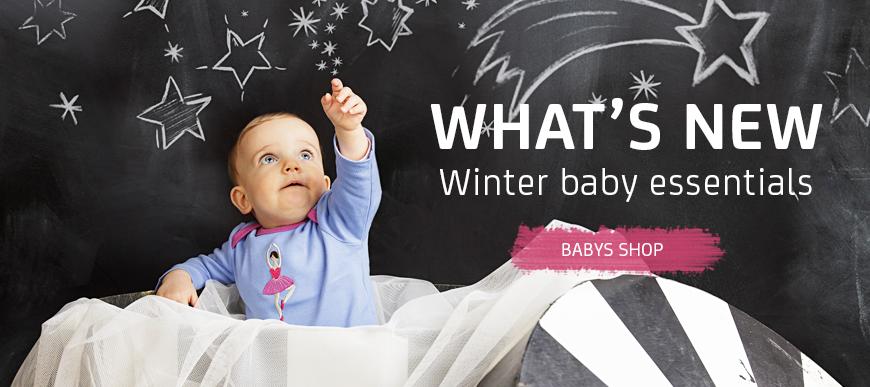 Sense Organics Babys Winter Collection