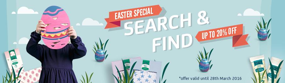 Sense Organics Easter Special