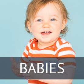 Sense Organics Babies for girls and boys