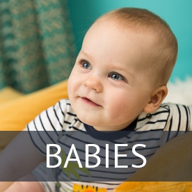 Sense Organics Babies für Mädchen und Jungen