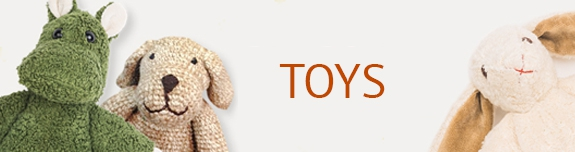 Organic and fair trade Toys by Sense Organics